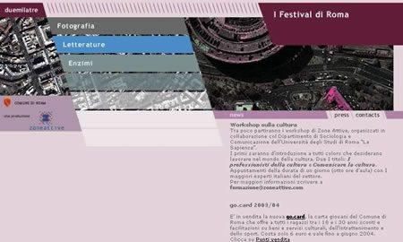 Image di: I Festival di Roma