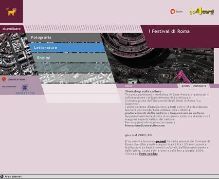 I Festival di Roma