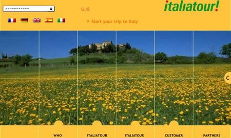 Image for: Italiatour