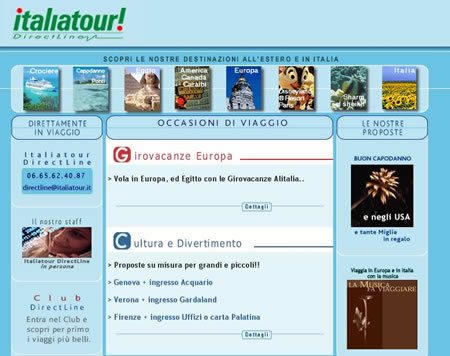 Italiatour Directline