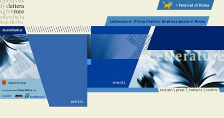 Image for: Festival Letterature 2002