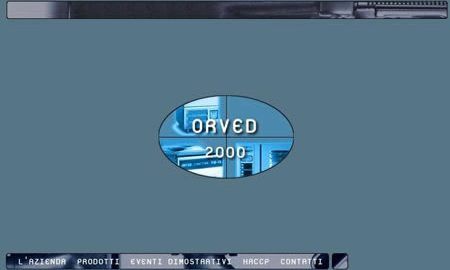 Image for: Orved 2000 – Web Site