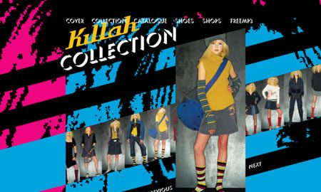 Image for: Killah autumn/winter 04