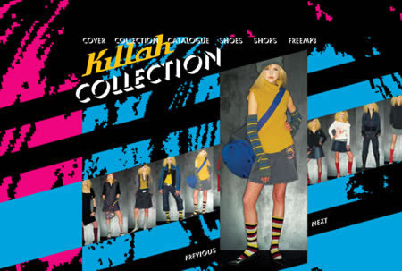 Killah autumn/winter 04