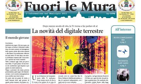 Image for: Fuori le mura – Magazine