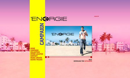 Image for: Energie spring/summer 05