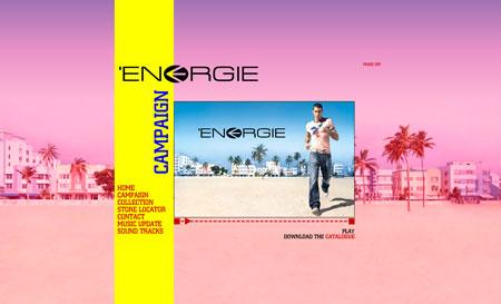 Energie spring/summer 05