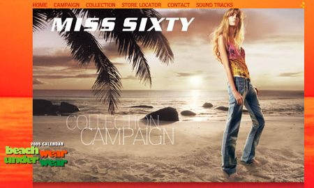 Image for: Miss Sixty spring/summer 05