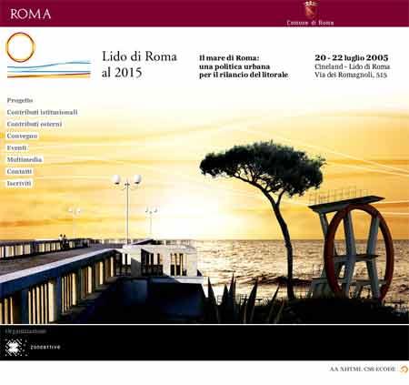 Lido di Roma al 2015
