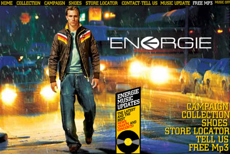 Energie autumn/winter 04