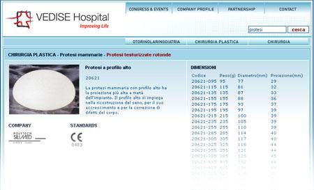 Vedise Hospital 2.0