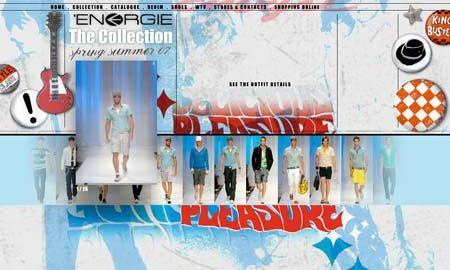 Image for: Energie spring/summer 07