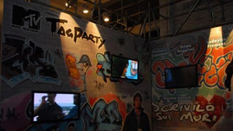 Image for: LPM 2007 @ MTV Tag Party