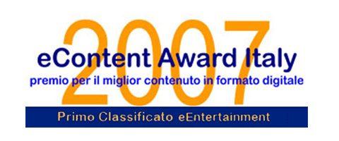 Flyer vince l'eContent Award 2007