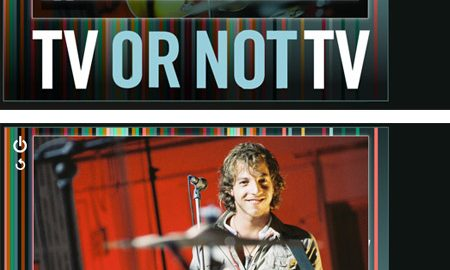 Image for: CULT – TV OR NOT TV