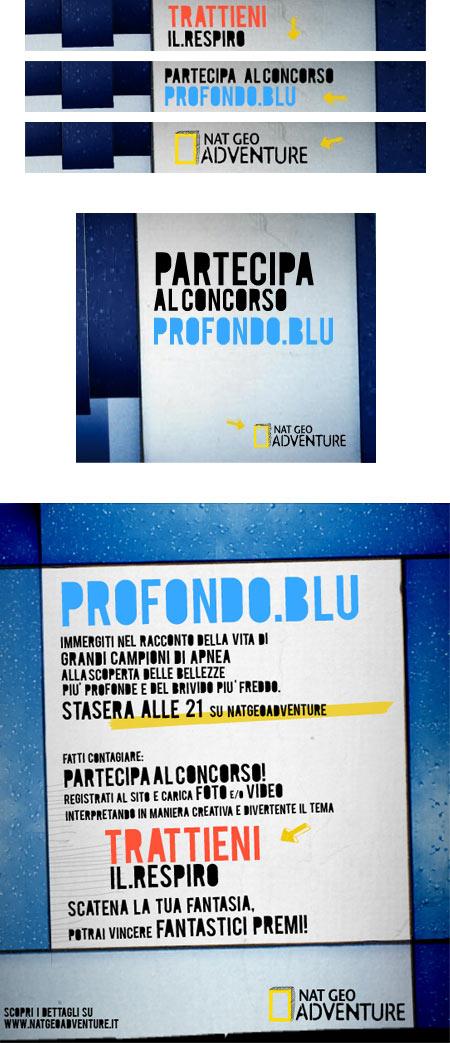 NGA – Profondo Blu