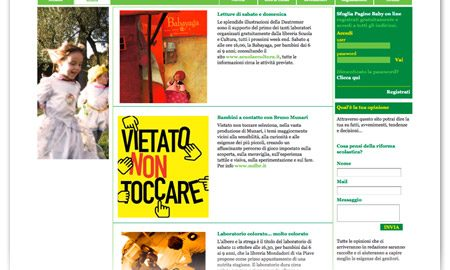Image di: Pagine Baby OnLine