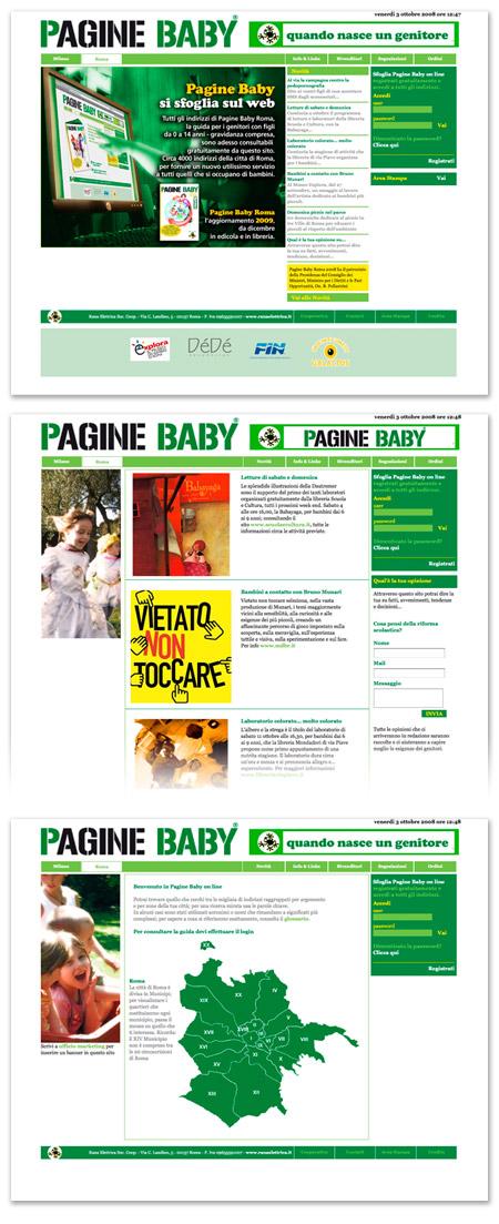 Pagine Baby OnLine