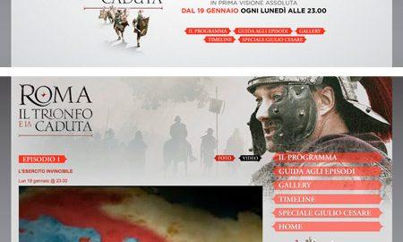 Image di: History Channel – Roma: il trionfo e la caduta
