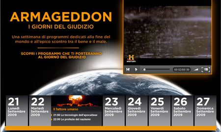 Image for: History Channel – Armageddon