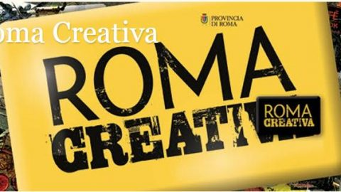 Flyer Lab su Roma Creativa