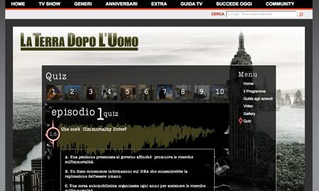 Image for: History Channel – La terra dopo l'uomo