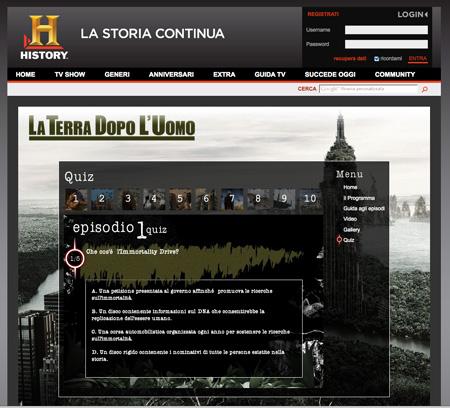 History Channel – La terra dopo l'uomo