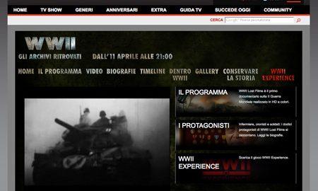 Image for: History Channel – WWII Gli archivi ritrovati