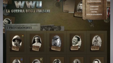 Image di: History Channel – WWII La guerra degli italiani