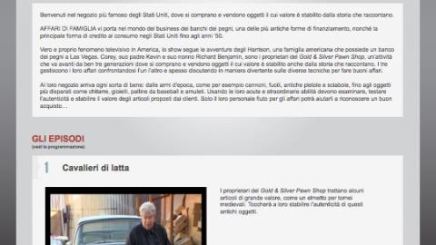 Image for: History Channel – Affari di famiglia