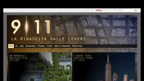 Image for: History Channel – 9/11 La rinascita dalle ceneri