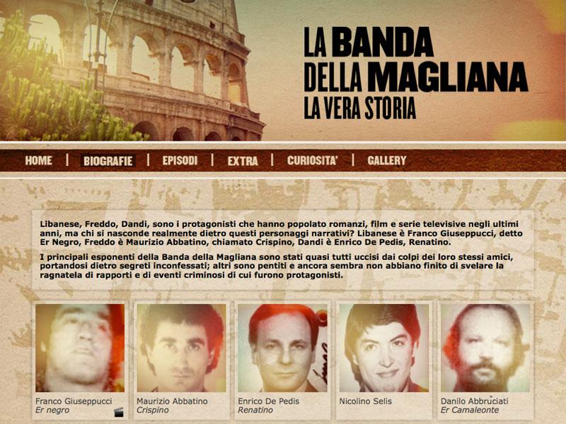History Channel – La Banda della Magliana