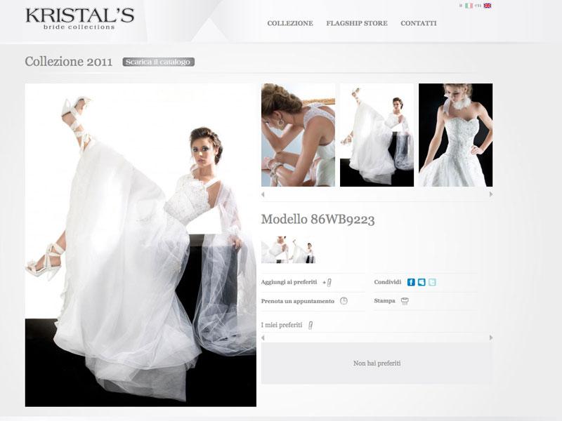 Kristal's Bride 2011
