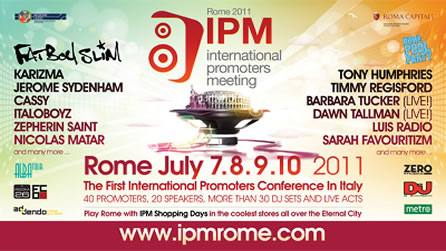 LPM 2011 @ International Promoters Meeting