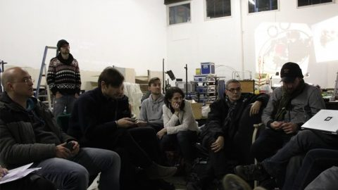 Image di: First AVnode meeting