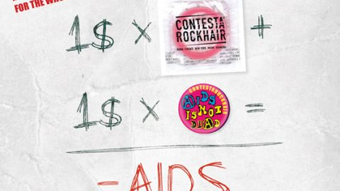 Image for: ContestaRockHair – AIDS is not dead