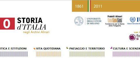 Image for: 150 Storia d'Italia negli archivi Alinari