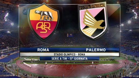 Image for: Roma – Palermo