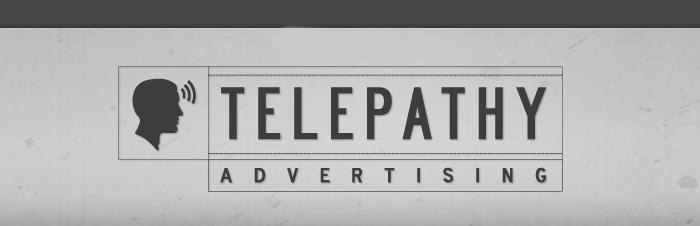 Telepathy advertising
