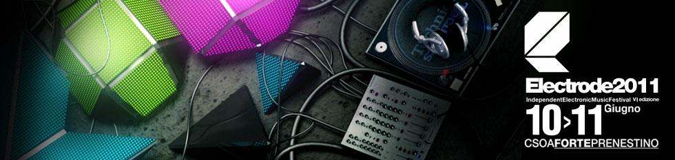 Electrode 10 – Web Site