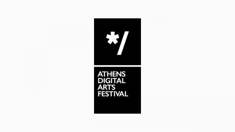 LOGO Athens Digital Arts Festival