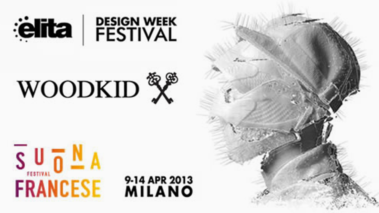 Elita Design Week Suona Francese 2013