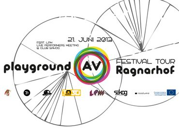 Image for: Playground AV Festival 2013