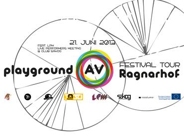 Playground AV Festival 2013