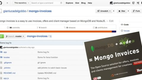 Image for: Mongo Invoices