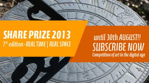 CALL FOR SHARE PRIZE 2013