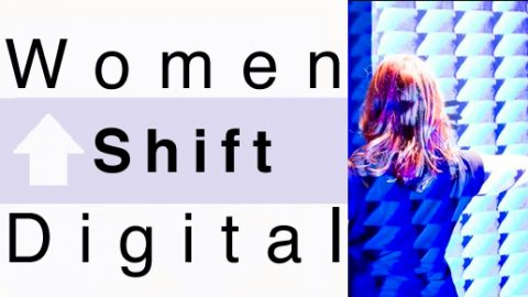 Image for: Women Shift Digital