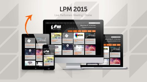 Image for: LPM 2015 Rome – Web Site