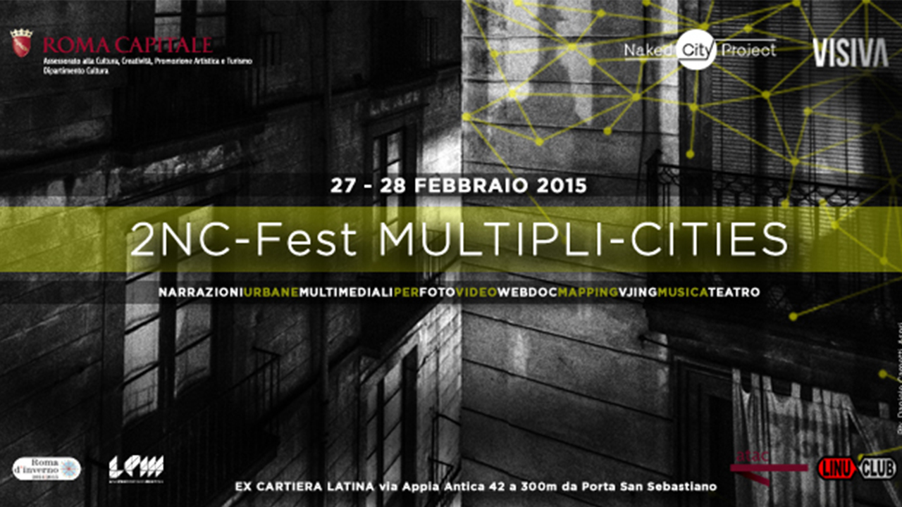 LPM 2015 @ 2NCFest. Multipli-cities