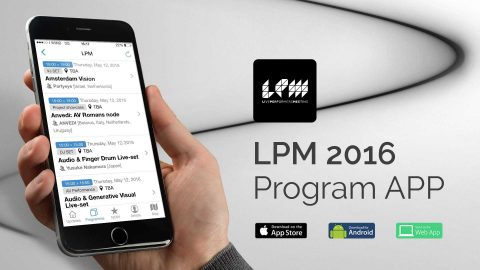 Image for: LPM – The App